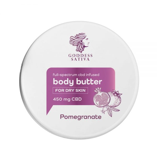 Full spectrum CBD Body Butter