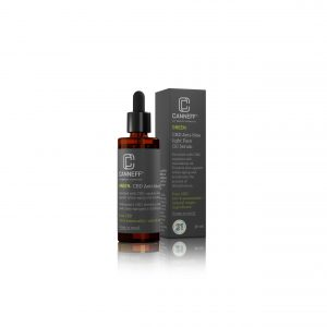 CANNEFF CBD Face Oil serum