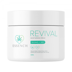 REVIVAL-moisturizing Cream-300mg CBD