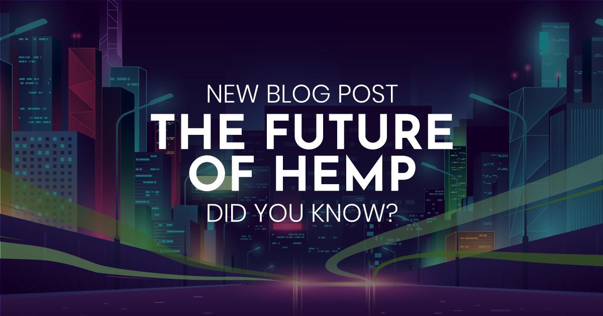 The future of hemp